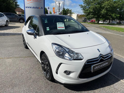 DS DS3 - 1.6 HDI 90CH SO-CHIC - 9780€