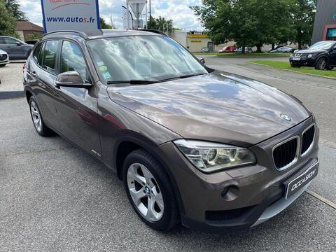 BMW X1 - S-DRIVE 18 DA 143CH LOUNGE - 14280€