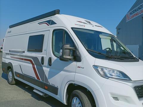 FOURGON RIMOR - 2,3 L 140 CV - 49990€