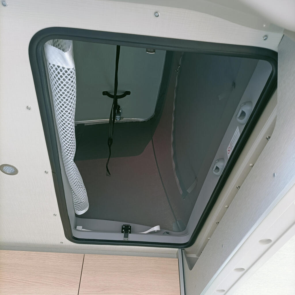 Photo HYMER FREE 600 DISPONIBLE RAPIDEMENT