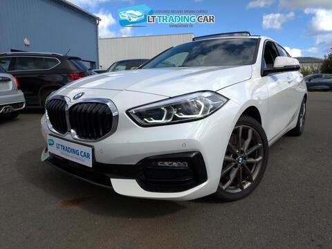 BMW SERIE 1 - 120D 190 CH BVA8 EDITION SPORT - 35990€