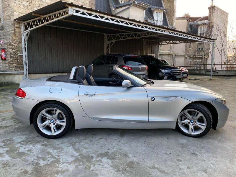 Photo BMW Z4 ROADSTER