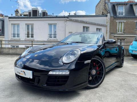 PORSCHE 911 CABRIOLET - (997) CARRERA GTS PDK - 76700€