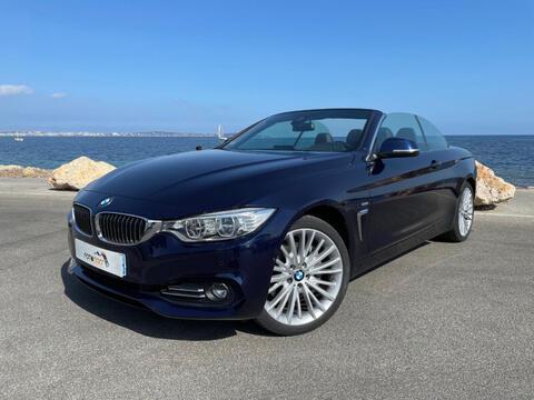 BMW SERIE 4 CABRIOLET - (F33) 440IA XDRIVE 326CH LUXURY - 44700€
