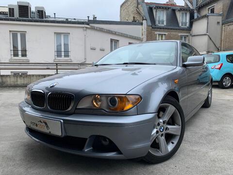 BMW SERIE 3 COUPE - (E46) 330CIA 231CH - 11900€