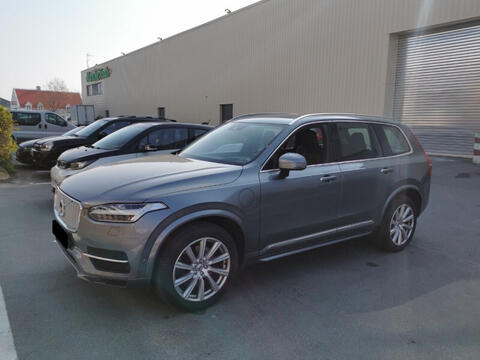 VOLVO XC90 - T8 TWIN ENGINE 320 + 87CH INSCRIPTION LUXE GEARTRONIC 7 PLACES - 38700€
