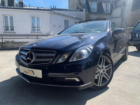 MERCEDES CLASSE E COUPE - (C207) 350 CGI EXECUTIVE BE BA - 20900€