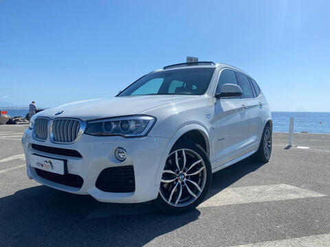 BMW X3 - (F25) XDRIVE30DA 258CH M SPORT - 31700€