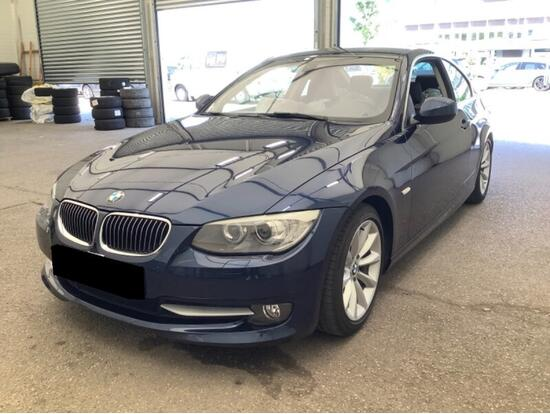 Photo BMW SERIE 3 COUPE
