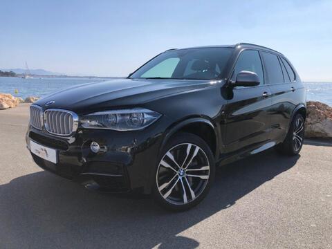 BMW X5 - (F15) M50D 381CH - 34490€
