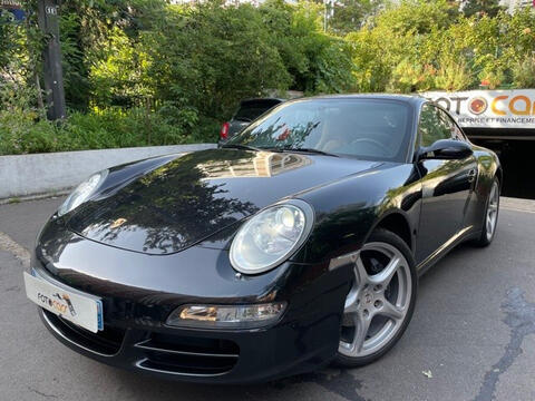 PORSCHE 911 COUPE - (997) CARRERA 4 TIPTRONIC S - 46900€