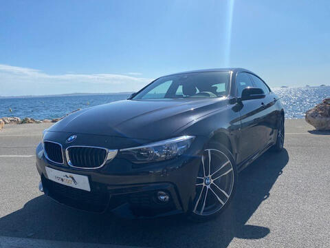 BMW SERIE 4 GRAND COUPE - (F36) 440IA XDRIVE 326CH M SPORT - 38900€
