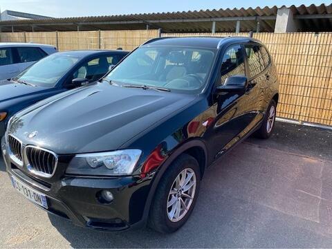BMW X3 - SDRIVE18D 143CH BUSINESS A - 17490€