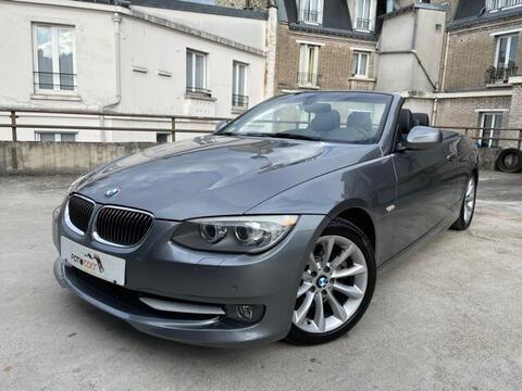 BMW SERIE 3 CABRIOLET - (E93) 330DA 245CH LUXE - 15700€