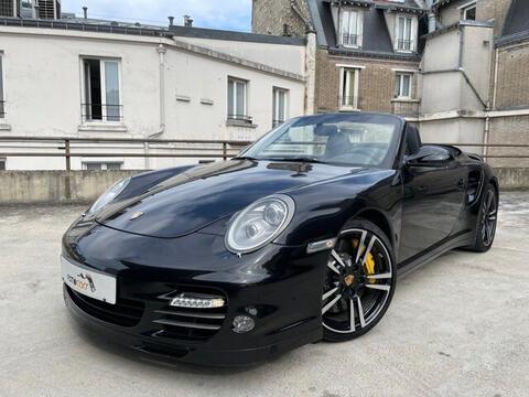 PORSCHE 911 CABRIOLET - (997) TURBO S - 95700€