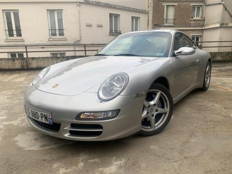 PORSCHE 911 COUPE - (997) CARRERA TIPTRONIC S - 44700€