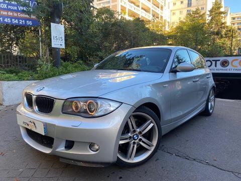 BMW SERIE 1 - (E81/E87) 130I 265CH SPORT DESIGN 5P - 16700€