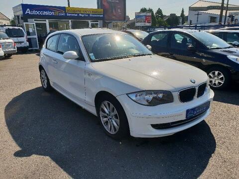 BMW SERIE 1 - (E81/E87) 120D 177CH CONFORT 3P - 7490€