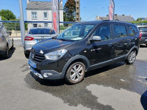 DACIA LODGY - 1.5 DCI 110CH STEPWAY 7 PLACES - 12490€