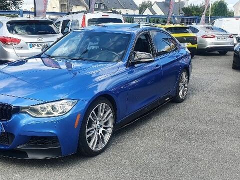 BMW SERIE 3 - (F30) 335I 306CH  PACK M PERFORMANCE - 34990€