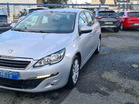 PEUGEOT 308 SW PHASE 2 - 1.6 BLUEHDI FAP 120CH BUSINESS PACK EAT6 - 9490€