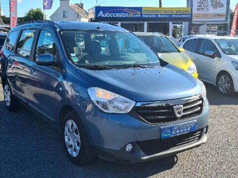 DACIA LODGY - 1.5 DCI 110CH ECO² LAUREATE 5 PLACES - 7990€