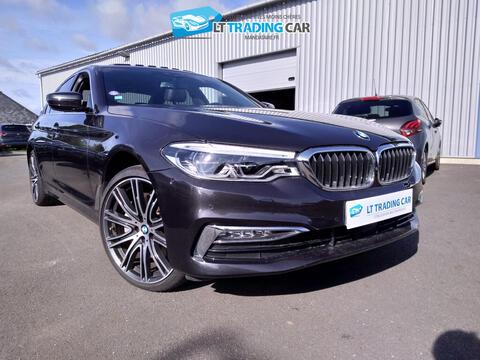 BMW SERIE 5 - 530E IPERFORMANCE 252 CH BVA8 LUXURY - 36980€