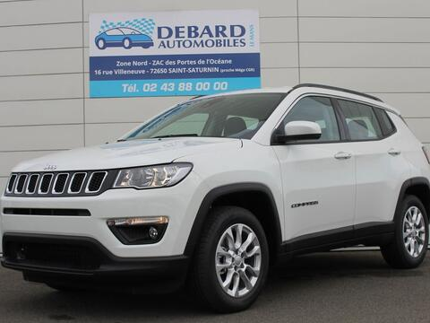 JEEP COMPASS - 1.3 GSE T4 150CH LONGITUDE 4X2 BVR6 - 25990€