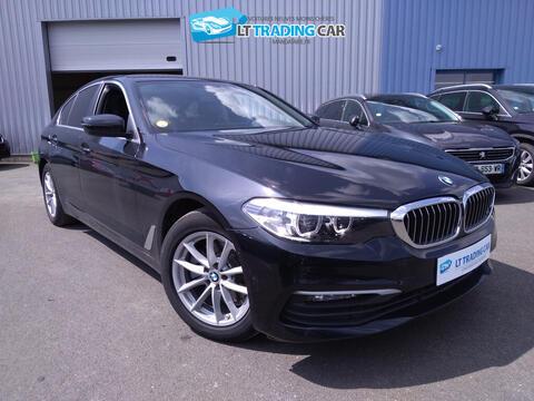 BMW SERIE 5 - 520D 190 CH BVA8 BUSINESS DESIGN - 34490€