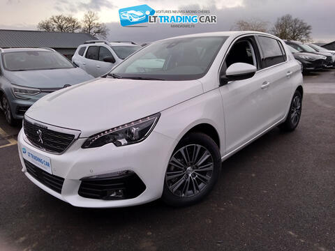 PEUGEOT 308 II PHASE 2 - PURETECH 130CH S&S EAT8 ALLURE PACK - 23690€