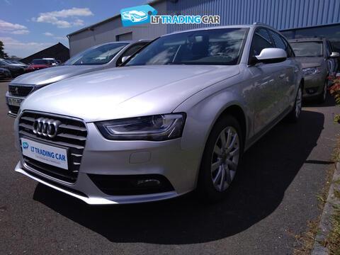 AUDI A4 AVANT - V6 3.0 TDI 245 QUATTRO BUSINESS LINE - 17490€