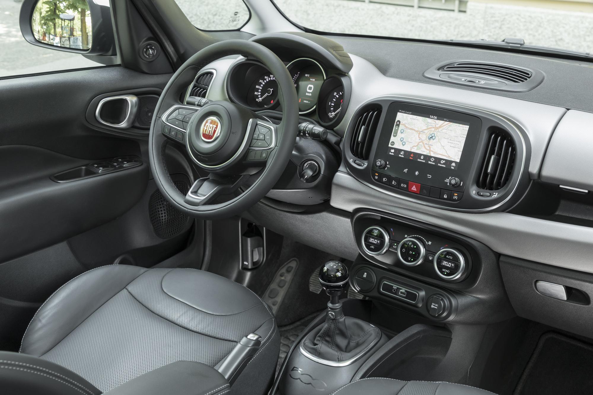 Essai Auto nouvelle Fiat 500 L - Fiat 500 L - 11/10/2017 - Ouest ...