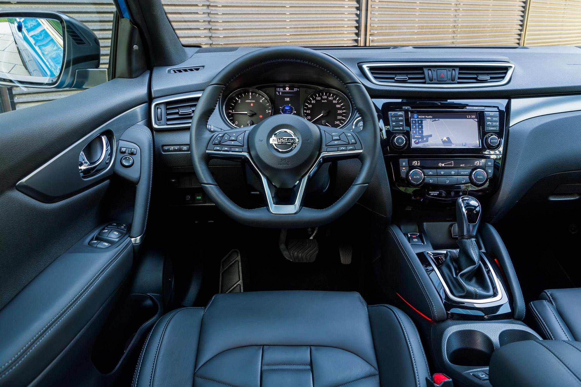 Essai Auto nouvelle Nissan Qashqai 2 - Nissan Qashqai - 08/08/2017 ...