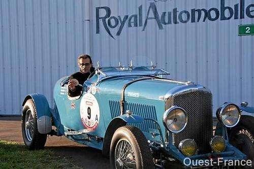 actualité les bijoux de royal automobile - ouest france auto