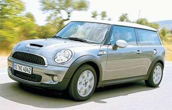 Essai Auto Nouvelle Mini Autres Mini Bmw Mini Clubman 09112007