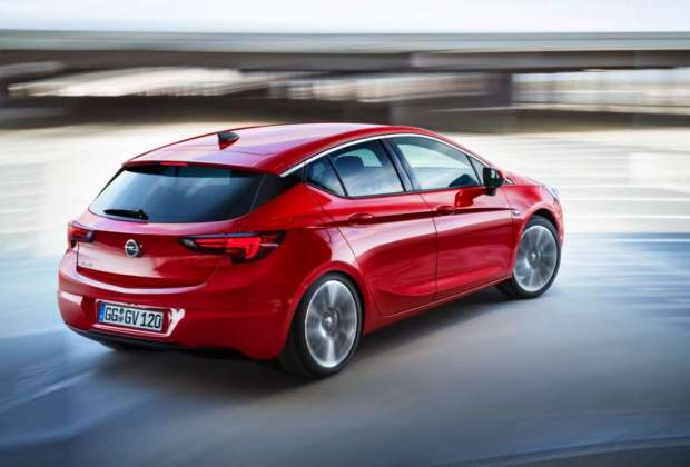 Essai Auto nouvelle Opel Astra - Opel Astra - 08/04/2016 ...